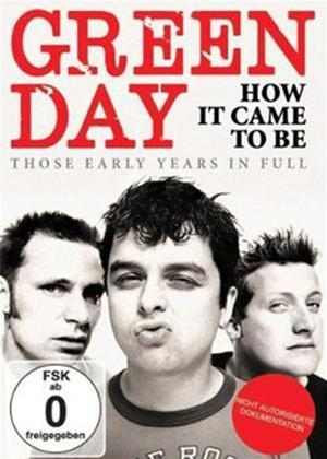 Green Day: Those Early Years in Full Online DVD Rental