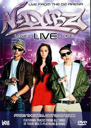 N-Dubz: Love, Live, Life: Live at the O2 Arena Online DVD Rental