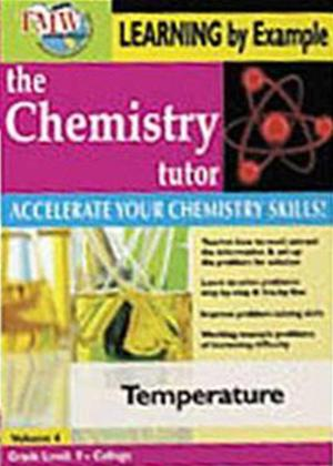 The Chemistry Tutor: Vol.4: Temperature Online DVD Rental