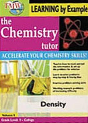 The Chemistry Tutor: Vol.5: Density Online DVD Rental