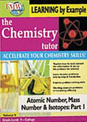 The Chemistry Tutor: Vol.6: Atomic Theory of Matter: Part 1 Online DVD Rental