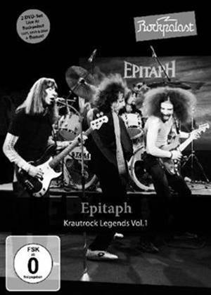 Rent Epitaph: Rockpalast: Krautrock Legends: Vol.1 Online DVD Rental