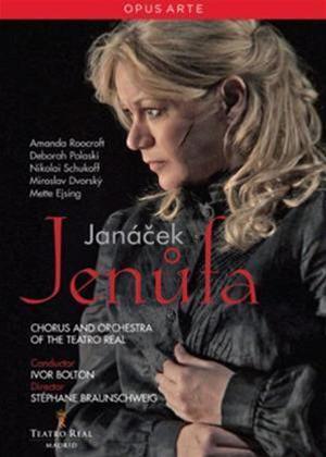 Rent Jenufa: Teatro Real Online DVD Rental