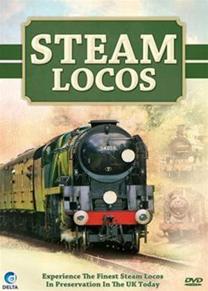 Steam Locomotives Online DVD Rental
