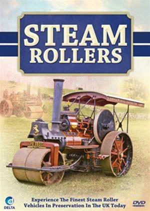 Rent Steam Rollers Online DVD Rental