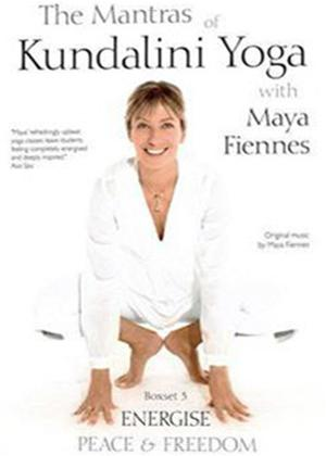 Rent The Mantras of Kundalini Yoga with Maya Fiennes Online DVD Rental