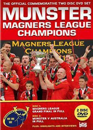Rent Munster Rugby: Magners League Champions Online DVD Rental