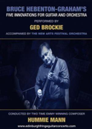 Ged Brockie and the New Arts Festival Orchestra: Five Innovations Online DVD Rental
