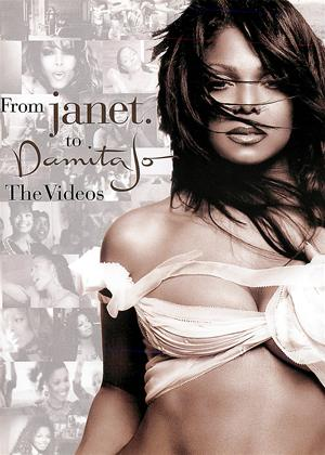 Janet Jackson: From Janet to Damita Jo: The Videos Online DVD Rental