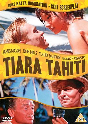 Tiara Tahiti Online DVD Rental