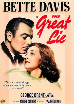 The Great Lie Online DVD Rental