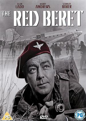 Rent The Red Beret Online DVD Rental