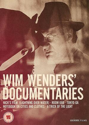 Wim Wenders Collection: Tokyo-Ga Online DVD Rental