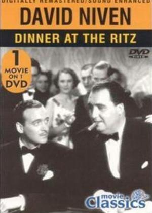 Dinner at the Ritz Online DVD Rental