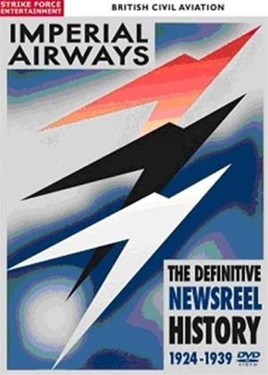 Rent Imperial Airways: The Definitive Newsreel History 1924-1939 Online DVD Rental