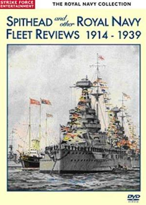 Rent Spithead and Other Royal Navy Fleet Reviews 1914-1939 Online DVD Rental