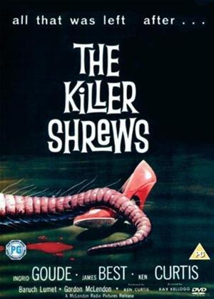The Killer Shrews Online DVD Rental