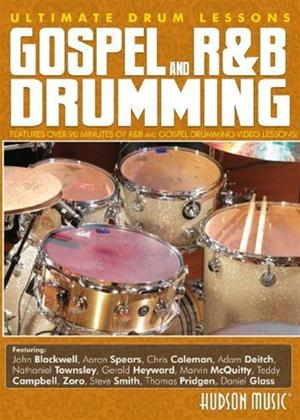 Rent Ultimate Drum Lessons: Gospel and R'n'B Drumming Online DVD Rental