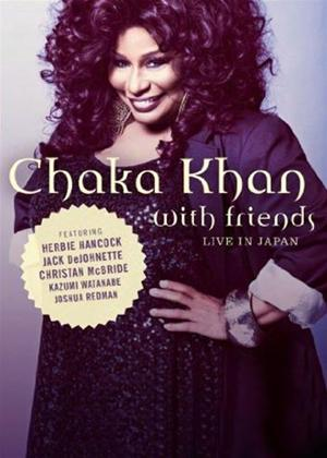 Chaka Khan: Live with Friends in Japan Online DVD Rental