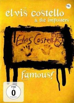 Elvis Costello and the Imposters: Famous! Online DVD Rental