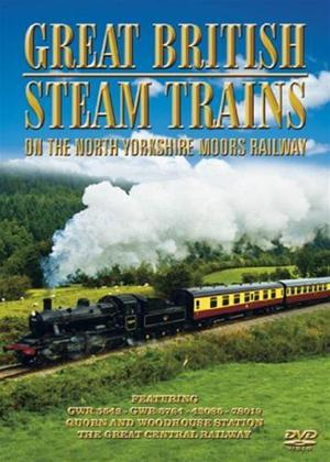 Great British Steam Trains: Of the North Yorkshire Moors Online DVD Rental