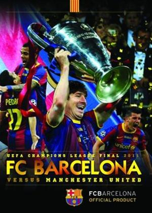 UEFA Champions League Final 2011 Online DVD Rental