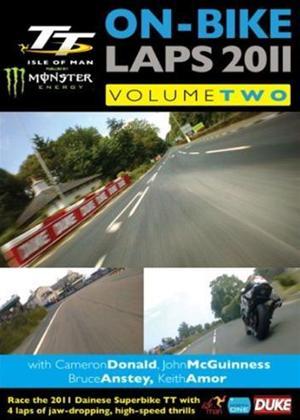 Rent TT 2011: On-bike Laps: Vol.2 Online DVD Rental