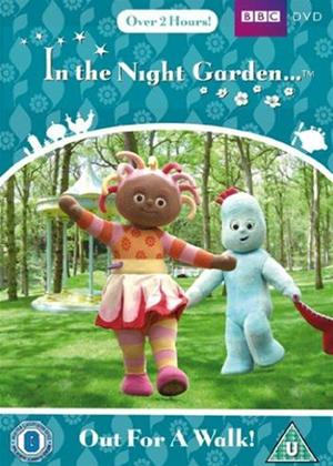 In the Night Garden: Out for a Walk Online DVD Rental