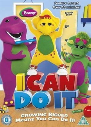 Rent Barney: I Can Do It! Online DVD Rental