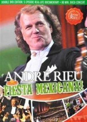 Rent Andre Rieu: Fiesta Mexicana Online DVD Rental