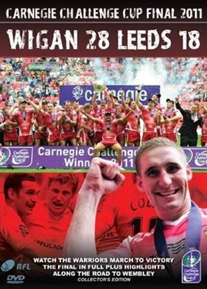 Carnegie Challenge Cup Final: 2011 Online DVD Rental