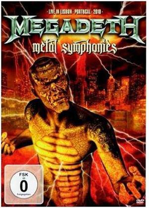 Rent Megadeth: Metal Symphonies Online DVD Rental