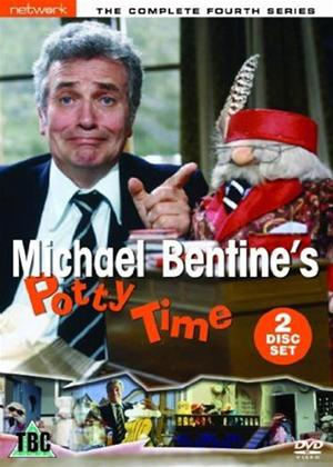 Rent Michael Bentine's Potty Time: Series 4 Online DVD Rental