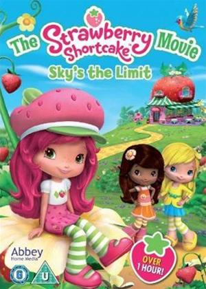 Rent Strawberry Shortcake: The Sky's the Limit: The Movie Online DVD Rental