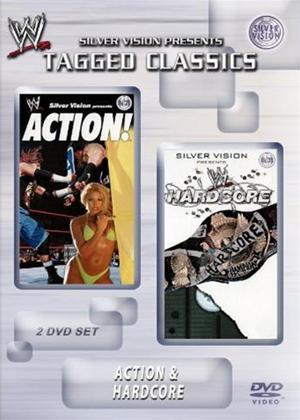 Rent WWE: Action/Hardcore Online DVD Rental