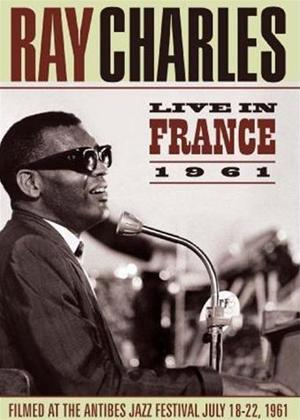 Ray Charles: Live in France Online DVD Rental