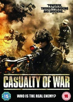 Casualty of War Online DVD Rental