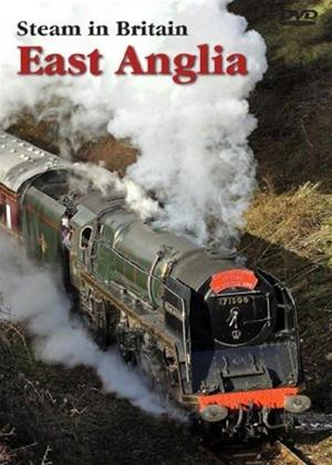Rent Steam in Britain: East Anglia Online DVD Rental