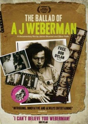 The Ballad of AJ Weberman Online DVD Rental