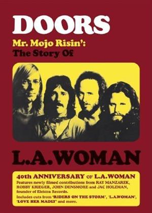 The Doors: Mr Mojo Risin': The Story of L.A. Woman Online DVD Rental