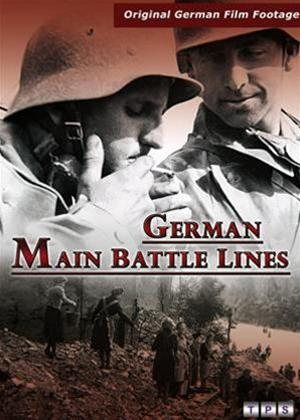 Rent German Main Battle Lines Online DVD Rental