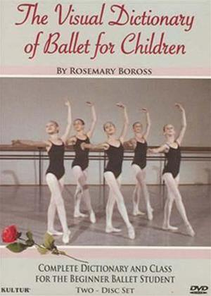 The Visual Dictionary of Ballet for Children Online DVD Rental