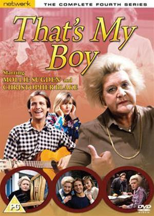 Rent That's My Boy: Series 4 Online DVD Rental