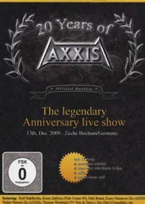 Axxis: The Legendary Anniversary Show Online DVD Rental