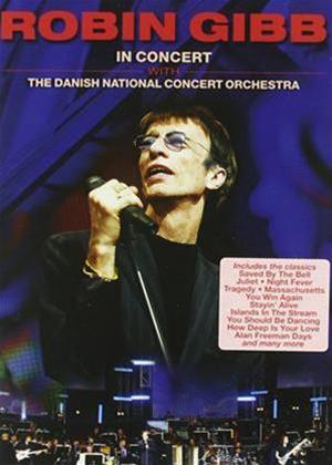 Rent Robin Gibb: In Concert with the Danish National Concert Orchestra Online DVD Rental