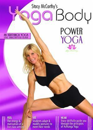 Yoga Body: Power Yoga Online DVD Rental