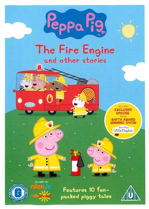Peppa Pig: The Fire Engine and Other Stories Online DVD Rental