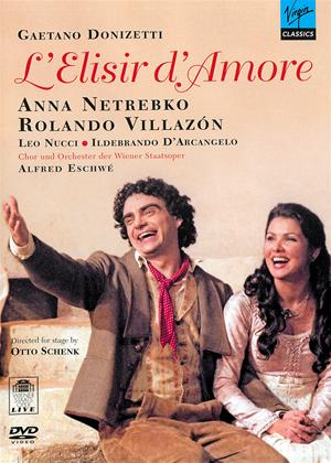 Donizetti: L'Elisir D'Amore: Wiener Staatsoper Online DVD Rental