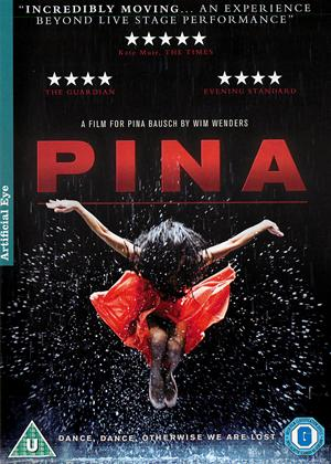 Rent Pina Online DVD Rental