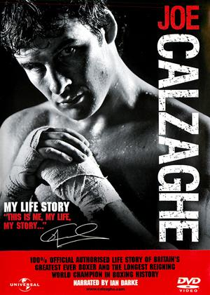 Rent Joe Calzaghe: My Life Story Online DVD Rental